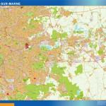 carte champs-sur-marne